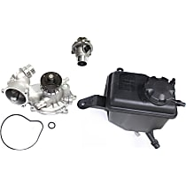 Thermostat, Coolant Reservoir and Water Pump Kit