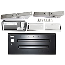 Tailgate Hinge, Tailgate and Tailgate Handle Kit