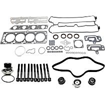 Head Gasket Set, Timing Belt Kit, Cylinder Head Bolt and Water Pump Kit