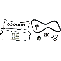 Valve Cover Gasket, Hydraulic Timing Belt Actuator and Timing Belt Kit