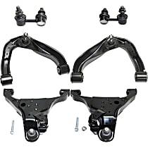 Control Arm and Sway Bar Link Kit