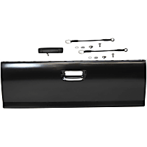 Tailgate, Tailgate Cable and Tailgate Handle Kit