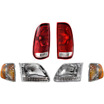 Driver and Passenger Side Tail Light