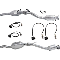 Driver and Passenger Side Catalytic Converter For Models with 2.8L Eng Automatic Transmission 46-State Legal (Cannot ship to CA, CO, NY or ME)