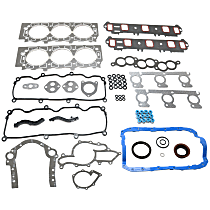 Replacement Lower Engine Gasket Set and Head Gasket Set Kit