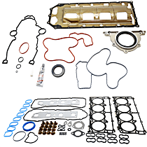 Replacement Engine Gasket Set, Head Gasket Set and Lower Engine Gasket Set Kit