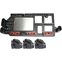 Ignition Module - Direct Fit, Set of 4