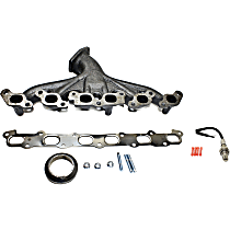 Exhaust Manifold and Oxygen Sensor Kit