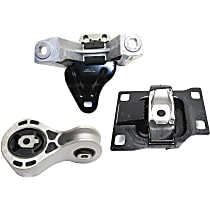 Replacement Engine Torque Mount, Motor Mount and Transmission Mount Kit
