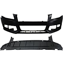Replacement Bumper Cover and Valance Kit