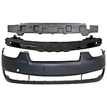 Bumper Cover, Bumper Absorber and Bumper Reinforcement Kit