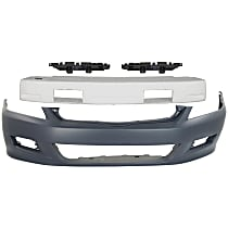 Replacement Bumper Retainer, Bumper Cover and Bumper Absorber Kit
