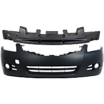 Replacement Bumper Absorber and Bumper Cover Kit