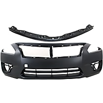 Replacement Bumper Cover and Bumper Retainer Kit