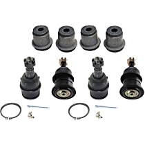 Control Arm Bushing and Ball Joint Kit