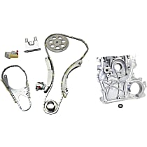Replacement Timing Cover and Timing Chain Kit