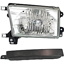Headlight and Grille Assembly Kit
