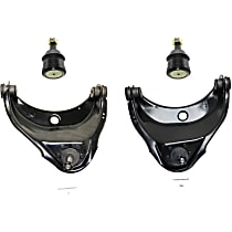 Control Arm - Front, Driver and Passenger Side, Upper, with Lower Ball Joints