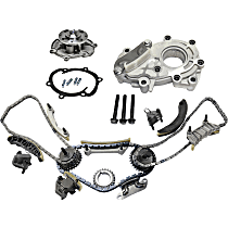 Oil Pump, Water Pump and Timing Chain Kit