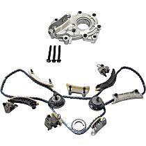Replacement Timing Chain Kit and Oil Pump Kit