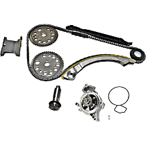 Replacement Timing Chain Kit and Water Pump