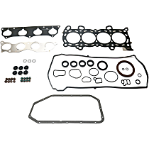 Replacement Engine Gasket Set and Oil Pan Gasket Kit