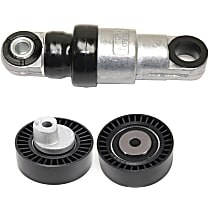 Replacement Accessory Belt Tension Pulley and Accessory Belt Tensioner Kit