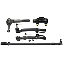 Replacement Drag Link, Tie Rod End and Tie Rod Adjusting Sleeve Kit