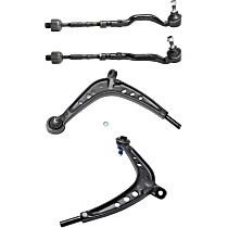 Control Arm and Tie Rod Assembly Kit