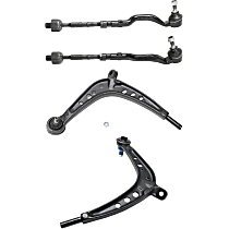 Tie Rod Assembly and Control Arm Kit
