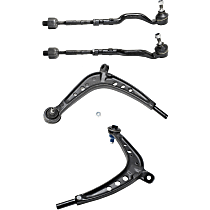 Replacement Tie Rod Assembly and Control Arm Kit