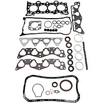 Replacement KIT1-091615-01-B Lower Engine Gasket Set - Set of 2