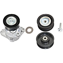 Accessory Belt Tensioner and Accessory Belt Idler Pulley Kit