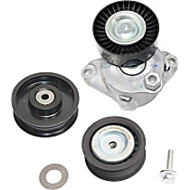 Replacement KIT1-091615-06-C Accessory Belt Tensioner Kit - Set of 3