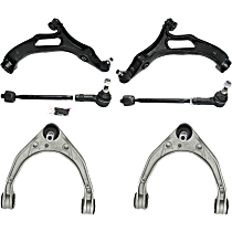 Replacement Control Arm and Tie Rod Assembly Kit