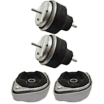 Motor Mount and Transmission Mount Kit
