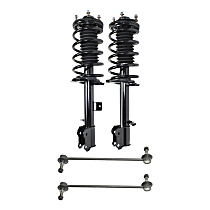 Shock Absorber and Strut Assembly and Sway Bar Link Kit