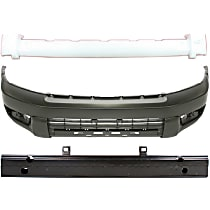 Replacement Bumper Absorber, Bumper Cover and Bumper Reinforcement Kit - OE Replacement