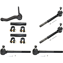 Replacement Idler Arm, Tie Rod Adjusting Sleeve and Tie Rod End Kit