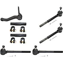 Idler Arm, Tie Rod Adjusting Sleeve and Tie Rod End Kit