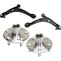 Control Arm and Wheel Hub Kit