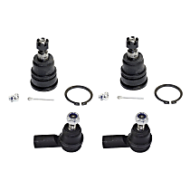 Ball Joint and Tie Rod End Kit
