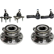 Replacement Ball Joint, Wheel Hub and Tie Rod End Kit