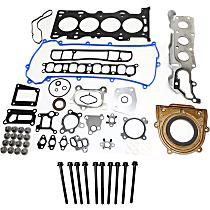 Engine Gasket Set - Overhaul, Direct Fit, Set of 2
