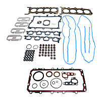 Replacement KIT1-100416-10-C Engine Gasket Set - Cylinder head and conversion, Direct Fit, Kit