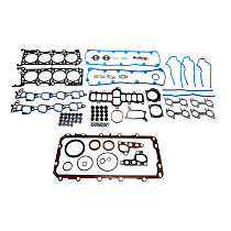 Replacement KIT1-100416-14-C Engine Gasket Set - Cylinder head and conversion, Direct Fit, Kit