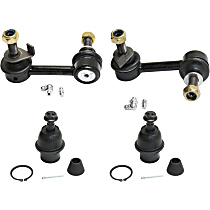 Ball Joint and Sway Bar Link Kit
