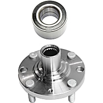 Replacement Wheel Bearing and Wheel Hub Kit