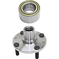 Wheel Bearing and Wheel Hub Kit