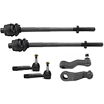 Replacement KIT1-100612-02-C Pitman Arm - Direct Fit, Set of 4